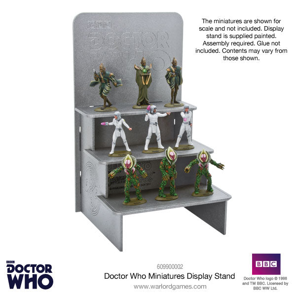 Doctor Who Miniature Display Stand
