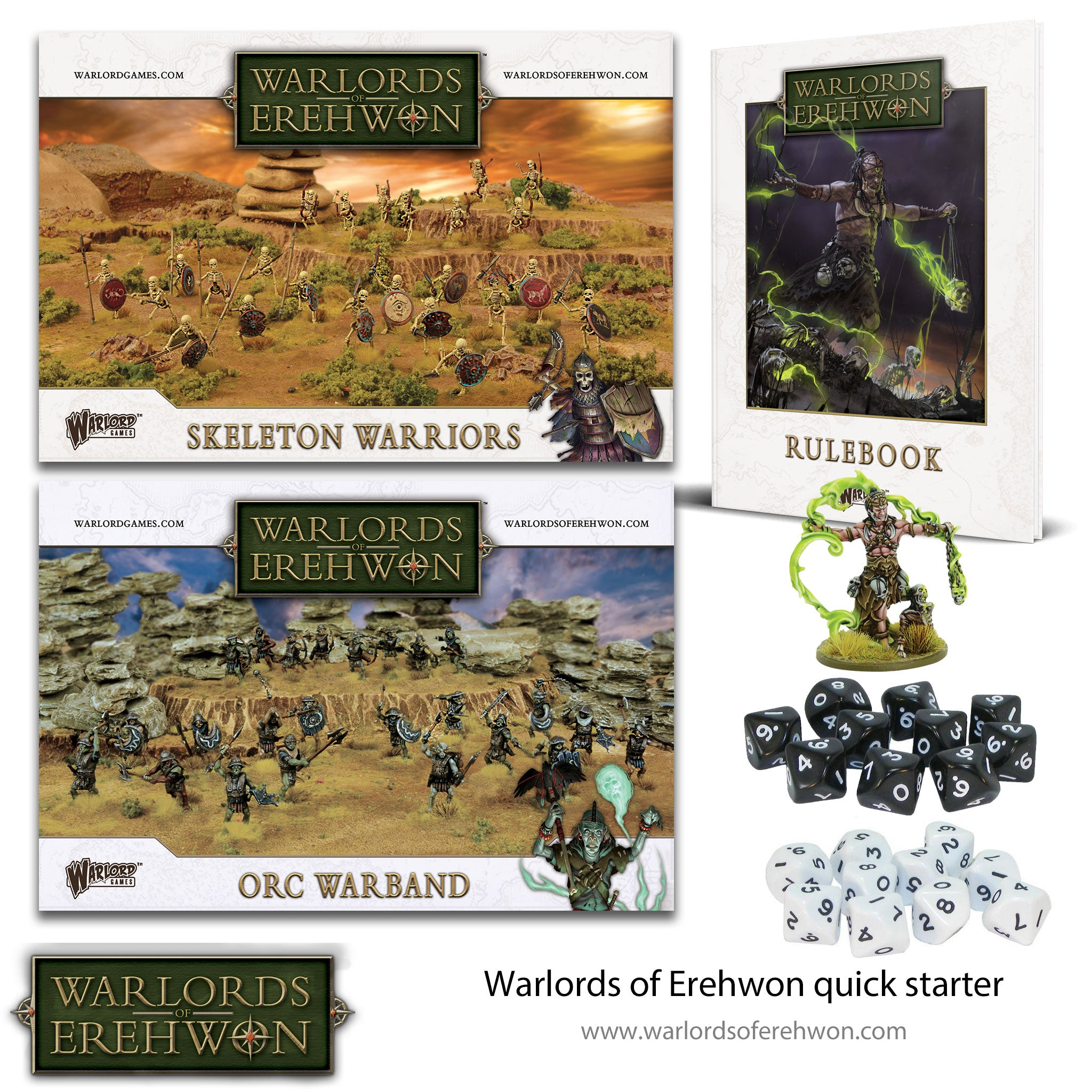 Gamme alternative - Page 9 699910003-Warlords-of-Erehwon-quick-starter