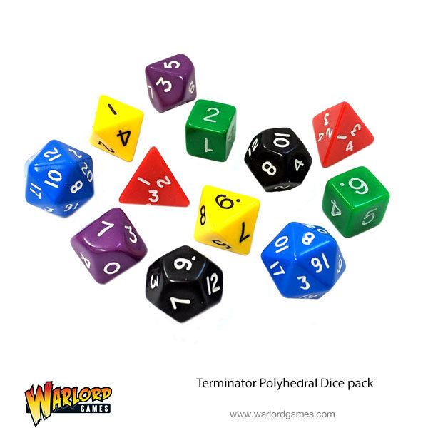 Polyhedral Dice pack