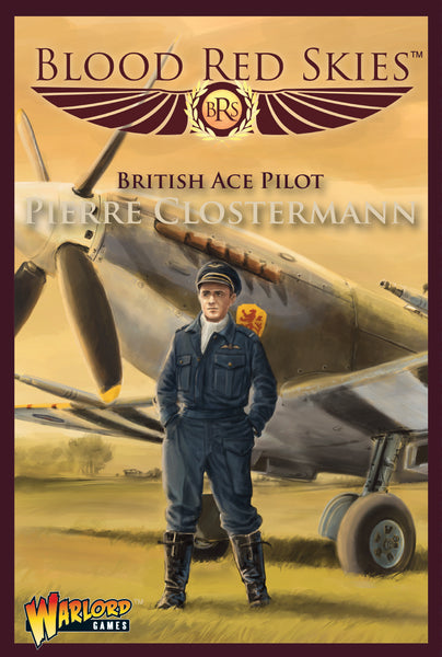Spitfire Mk IX Ace: Pierre Closterman