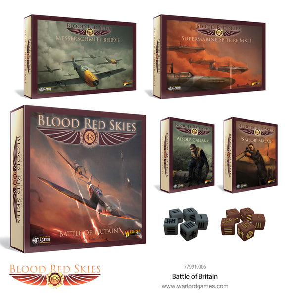 Blood Red Skies Battle of Britain