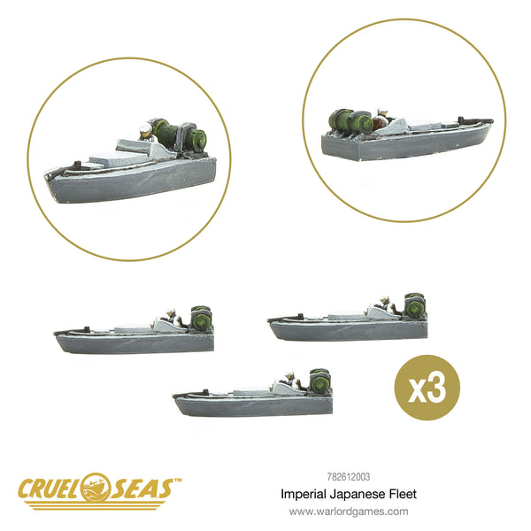 Imperial Japanese Navy Fleet