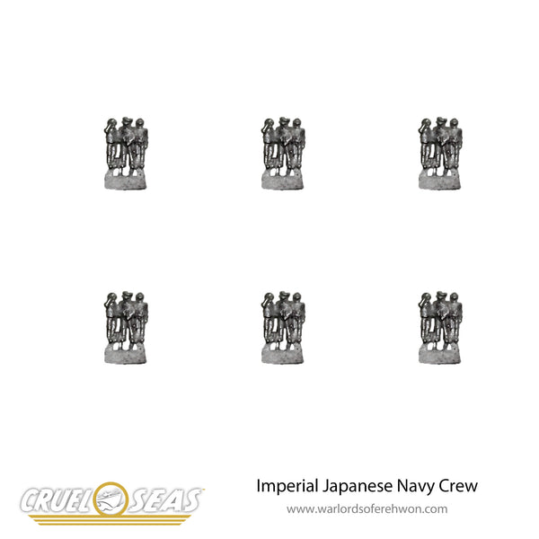 Imperial Japanese Navy Crew