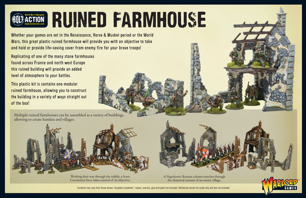 Ruined Farmhouse
