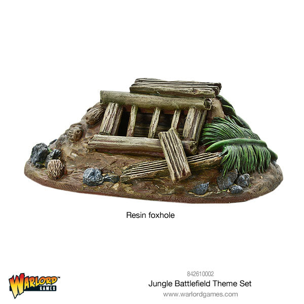 Jungle Battlefield Theming Set