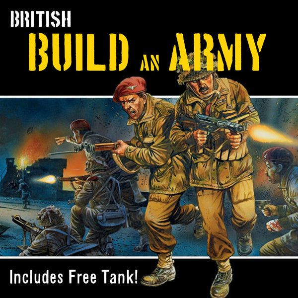 Great Britain Build an Army