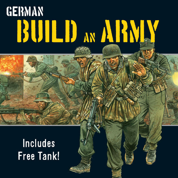 German Build an Army