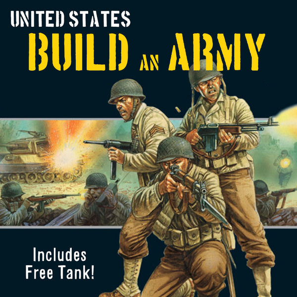 United States Build an Army