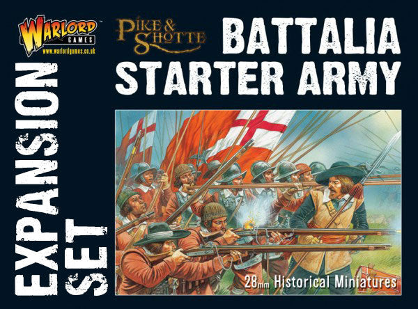 Pike & Shotte Starter Battalia Expansion Set