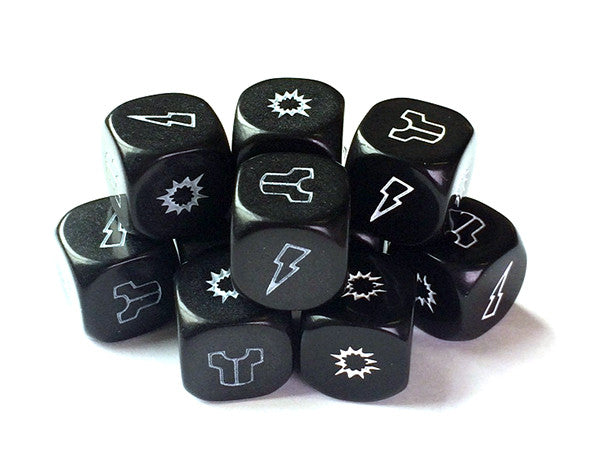 PROJECT Z - Zombie Dice Black Pack