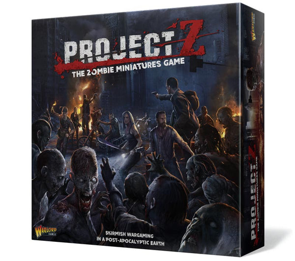 PROJECT Z - The Zombie Miniatures Game
