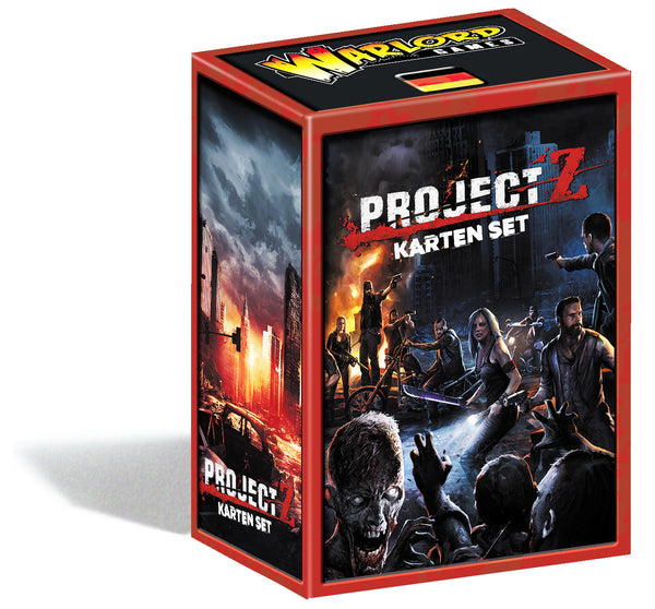 Project Z Expansion Cards German