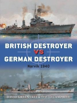 British Destroyer vs German Destroyer - Narvik 1940