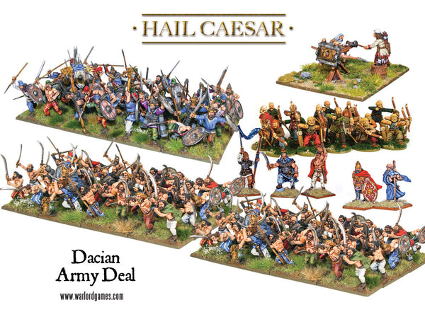 Dacian army deal
