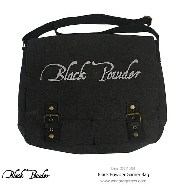Black Powder Gamer Bag