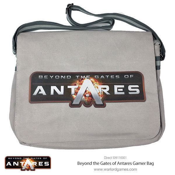 Beyond the Gates of Antares Book and Bag Bundle