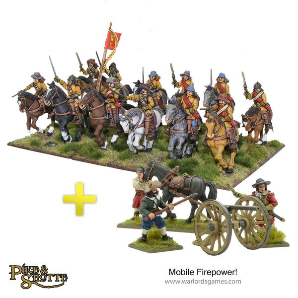 Pike & Shotte Mobile Firepower