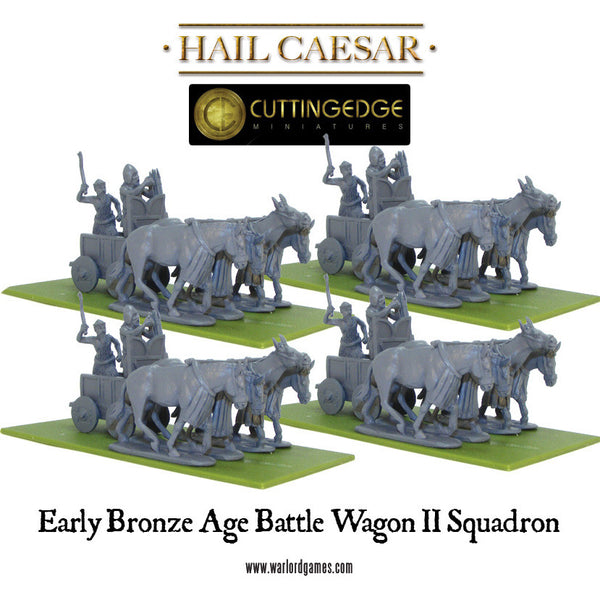 Early Bronze Age Battle Wagon Squadron II