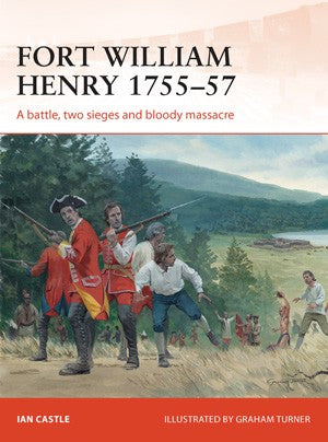 Fort William Henry 1755–57