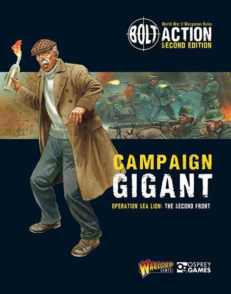 Bolt Action: Campaign: Operation Gigant -  Warlord Games