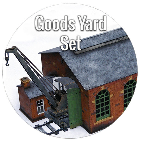 The Goods Yard set