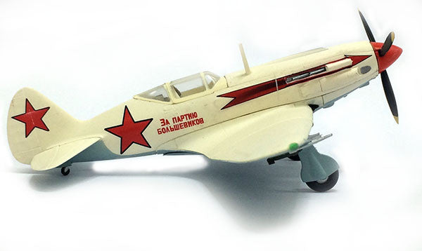 1:72 - Mig-3 - 12th IAP Moscow 1942