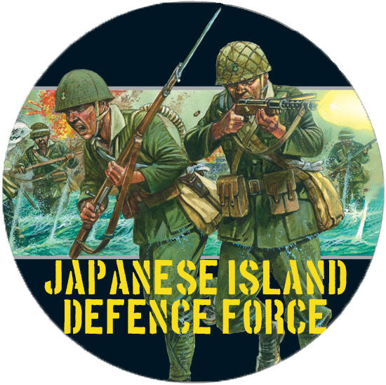 Japanese Island Defence Force 1500pt