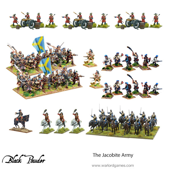 Jacobite Rebellion Bundle