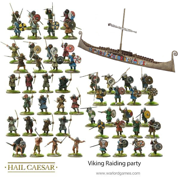 Viking Raiding party