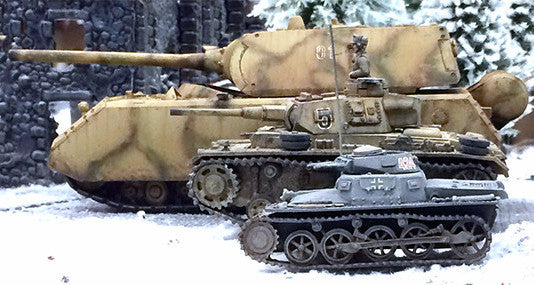 Panzer Viii Maus Super Heavy Tank Warlord Games