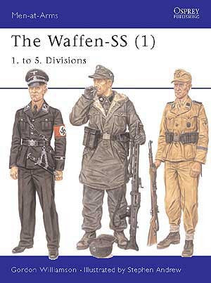 The Waffen-SS (1) 1. to 5. Divisions