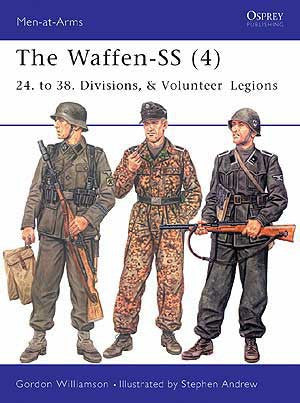 The Waffen-SS (4) 24.to38. Divisions