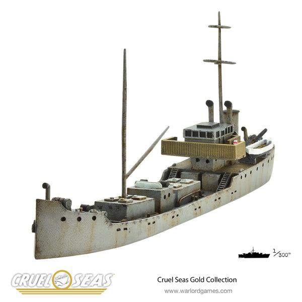 Cruel Seas Gold Collection