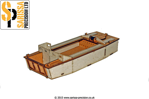 LCA - Landing Craft Assault - Thornycroft