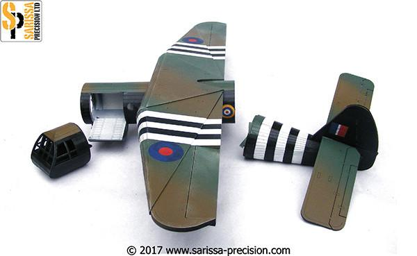Horsa Glider Group (3 Pack)