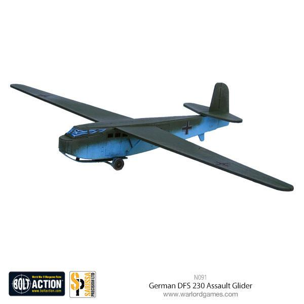 German DSF230 Assault Glider