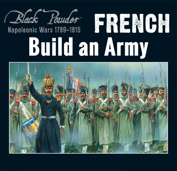 Napoleonic French Build an Army