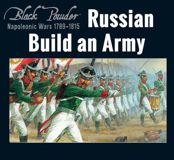 Napoleonic Russian Build an Army
