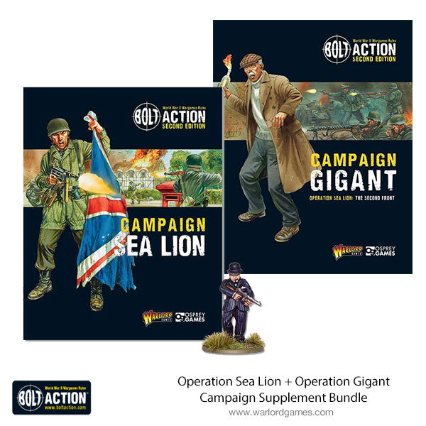 Operation Sealion and Gigant bundle