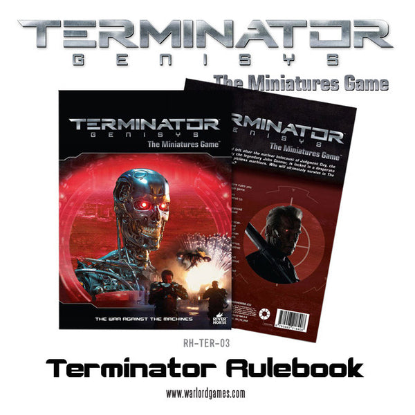 Terminator - War Against the Machines Rulebook