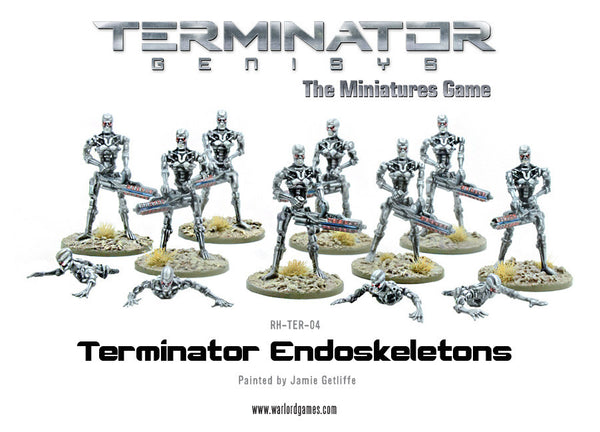 Terminator Endoskeletons expansion pack