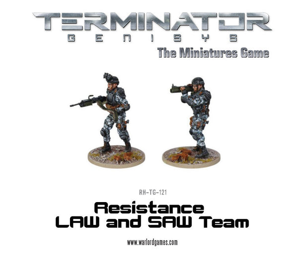 Resistance LAW & SAW Team