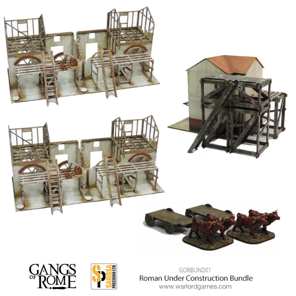 Rome Under Construction Bundle