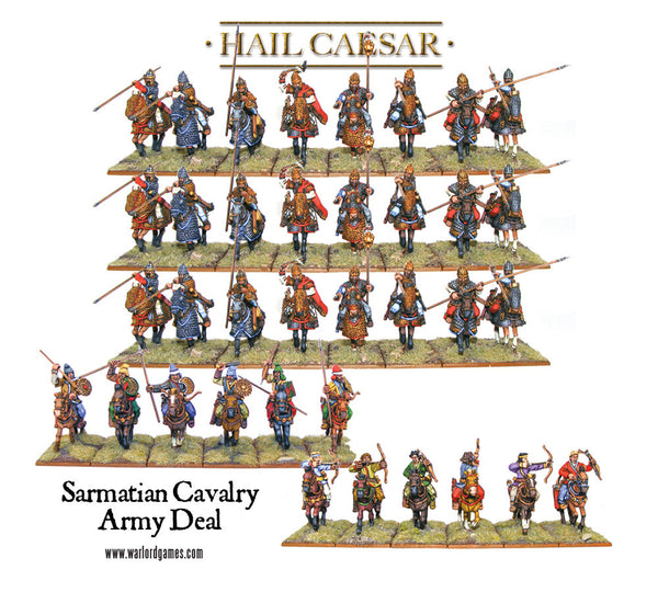 Sarmatian Cavalry army deal