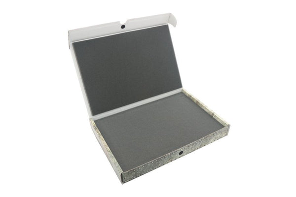 Safe N Sound Standard box with 25 mm raster foam