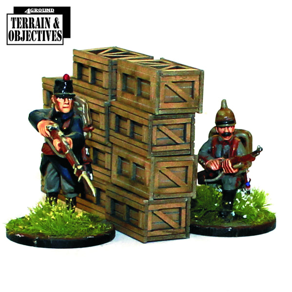 Supply Crates