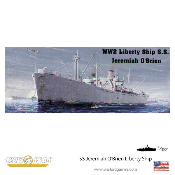 SS Jeremiah O'Brien Liberty Ship