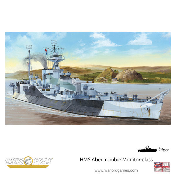 HMS Abercrombie Monitor-class