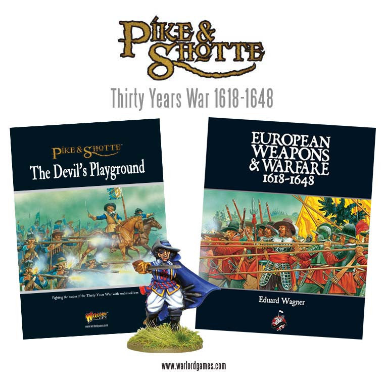 Pike shotte tagged books warlord games thirty years war book deal fandeluxe Images