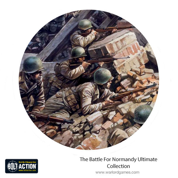 The Battle For Normandy Ultimate Collection
